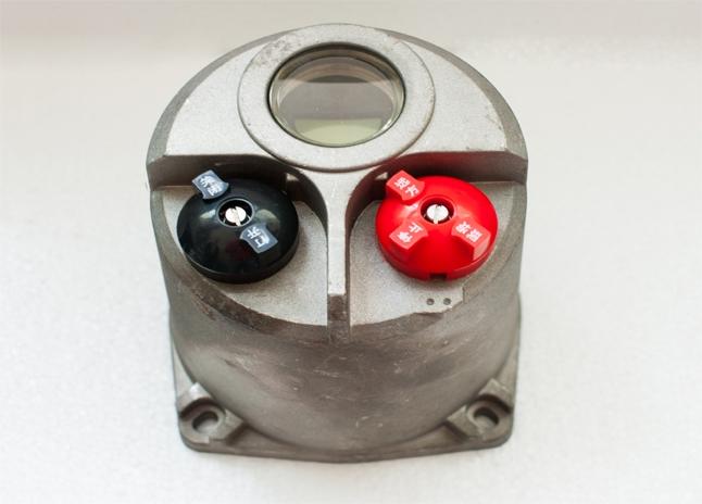 Q型非侵控制器